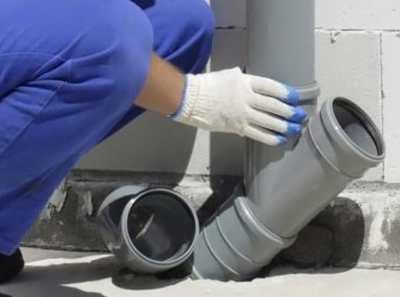 Разводка канализации – сложная работа, которую можно выполнить самостоятельно