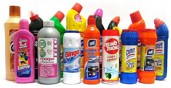 Средства уборки помещений