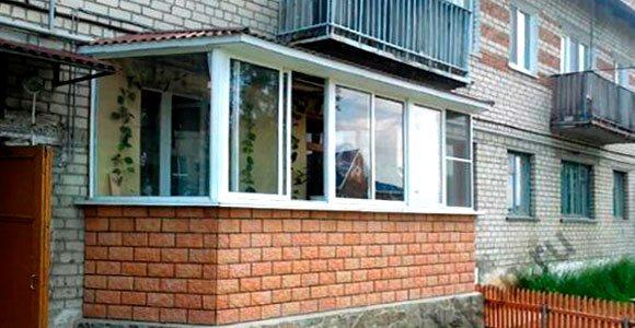 Балкон и надежная пристройка к нему все для ремонта дома, кв.